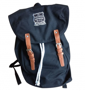 TOMCC Vintage Canvas Back Pack